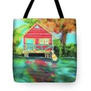 Sweet Island Home Tote Bag