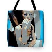 Sweet Judy Blue Eyes Tote Bag