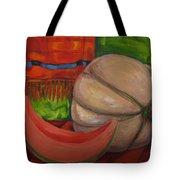 Sweet Juicy Cantalope Tote Bag