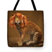 Sweet Lady Leopard Tote Bag