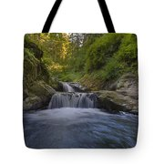 Sweet Little Waterfall Tote Bag