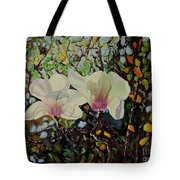 Sweet Magnolias Tote Bag