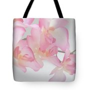Sweet Orchid Tote Bag