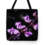 Sweet Pea Delight Tote Bag