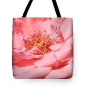 Sweet Pink Rose  Tote Bag