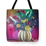 Sweet Roses Tote Bag