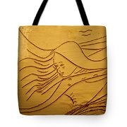 Sweet Sounds - Tile Tote Bag