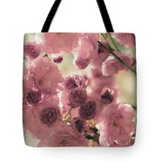 Sweet Spring Blossoms Tote Bag