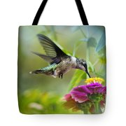Sweet Success Tote Bag by Christina Rollo