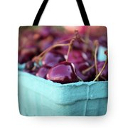Sweet Summer Cherries Tote Bag