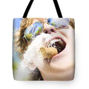 Sweet Taste Of Success Tote Bag