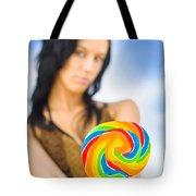 Sweet Thing Tote Bag