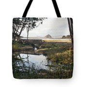 Sweet Water Park Tote Bag