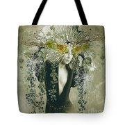 Sweet Webs Of Design Tote Bag
