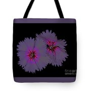 Sweet William On Fire Tote Bag