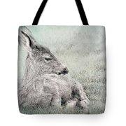 Sweet Young Deer Tote Bag