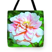 Sweetheart Rose On A Sunny Day Tote Bag