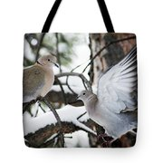 Sweetness In The Trees Tote Bag