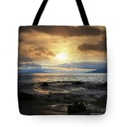 Sweetness Of Devotion Tote Bag