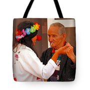 Sweety Dance Tote Bag