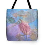 Swept Out With The Tide Tote Bag by Betty LaRue