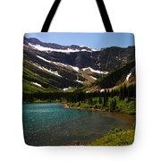 Swift Current Lake Tote Bag