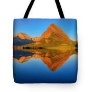 Swiftcurrent Morning Reflections Tote Bag