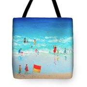 Swim Day Tote Bag