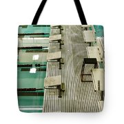 Swim Lanes Tote Bag