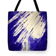 Swim To The Light Tote Bag