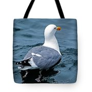 Swimmin' Away Tote Bag