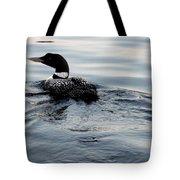 Swimming Away Tote Bag