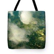 Swimming Clouds Tote Bag