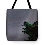 Swimming Down Tote Bag
