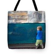 Swimming Lesson Tote Bag