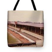 Swindon - County Ground - Main Stand 1 - 1970 Tote Bag