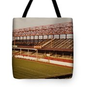 Swindon - County Ground - Main Stand 2 - 1970s Tote Bag