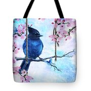 Swing Into Spring Tote Bag