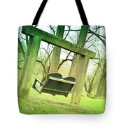 Swing On Tote Bag