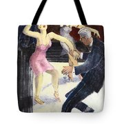 Swing Tote Bag by Thomas Tribby