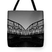 Swinging Reflection Tote Bag