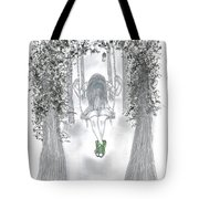 Swinging With Chucks Tote Bag