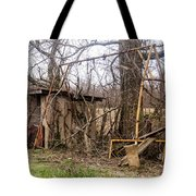 Swingset Tote Bag