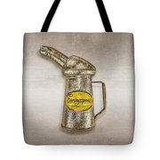 Swingspout Oil Canister Tote Bag