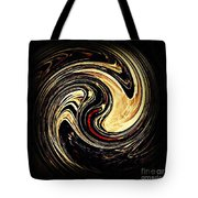 Swirl Design 2 Tote Bag