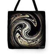 Swirl Design 3 Tote Bag