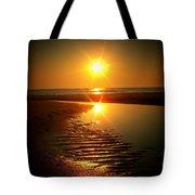Swirl Me A Sunrise Tote Bag