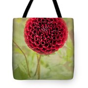 Swirl Of Red Tote Bag