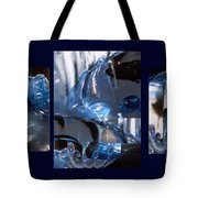 Swirl Tote Bag by Steve Karol