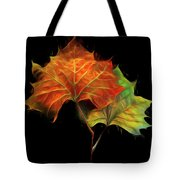 Swirling In The Wind Tote Bag